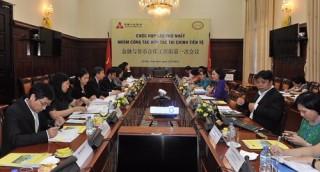 NHNN Việt Nam và NHND Trung Quốc họp Nhóm công tác hợp tác tài chính - tiền tệ lần thứ nhất