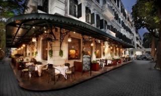 Metropole Hà Nội nằm trong Top 100 khách sạn uy tín nhất thế giới