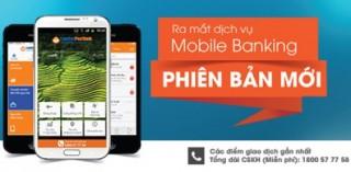 LienVietPostBank: Ưu đãi nhân dịp ra mắt Mobile Banking phiên bản mới