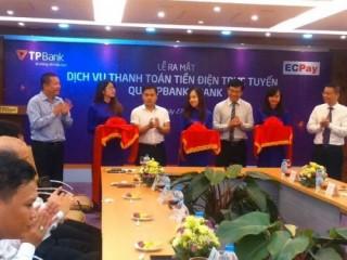 TPBank triển khai dịch vụ thanh toán tiền điện trực tuyến qua eBank