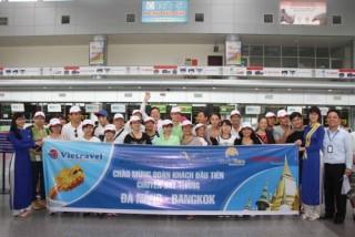 Vietravel mang Thái Lan đến gần với du khách miền Trung