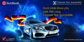 Khám phá nước Đức cùng SeABank và Mercedes-Benz