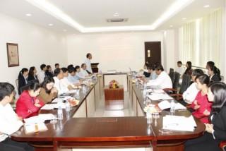 Tây Ninh sơ kết hoạt động Khối Thi đua Ngân hàng 6 tháng đầu năm 2015