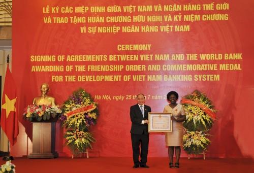 WB hỗ trợ Việt Nam 371 triệu USD tăng cường năng lực cạnh tranh