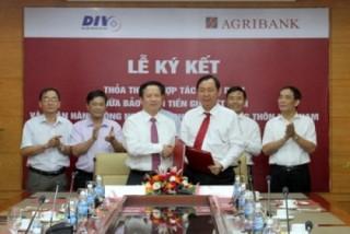 Agribank và DIV hợp tác toàn diện