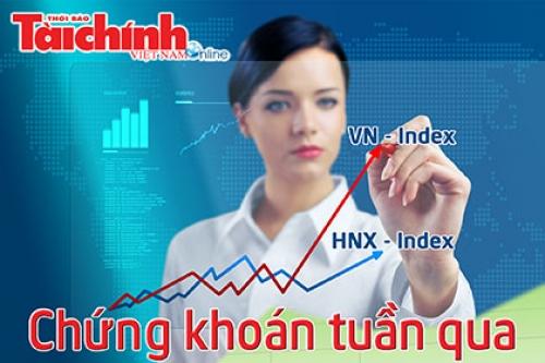 Chứng khoán tuần: Vốn ngoại đẩy NAV, thị trường vượt đỉnh