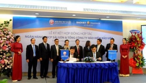 SCB hợp tác với Bảo hiểm Bảo Việt: Chăm sóc sức khỏe cộng đồng