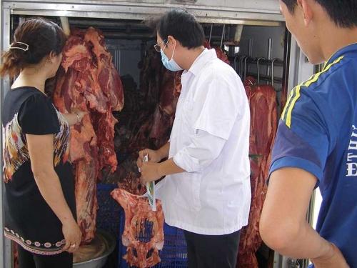 TP.HCM: Giấy kiểm dịch động vật được giao cho BQL an toàn thực phẩm cấp