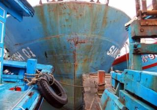 Thủ tướng yêu cầu điều tra rõ vụ việc đóng tàu cá kém chất lượng