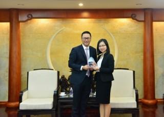 Vietcombank được trao giải thưởng về tỷ lệ điện đạt chuẩn STP