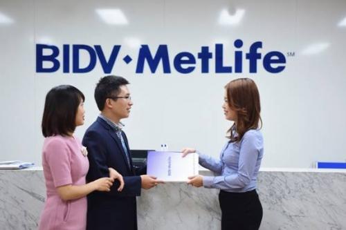 BIDV MetLife phát triển mạnh sau 3 năm thành lập