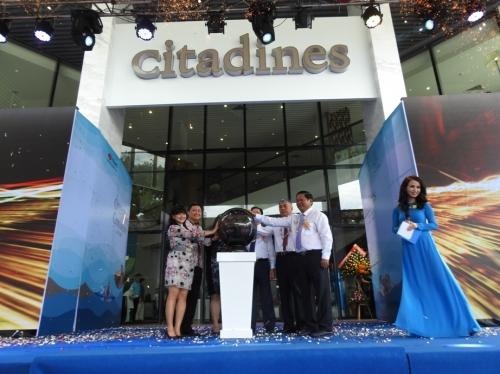 Ascott khai trương toàn nhà khách sạn thương hiệu Citadines
