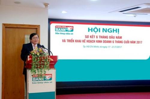 Kienlongbank: Lợi nhuận trước thuế đạt trên 137 tỷ đồng trong 6 tháng