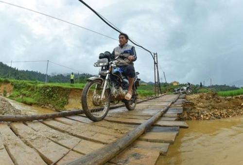 Viettel xây cầu dân sinh cho 6 huyện nghèo