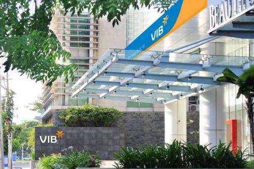 VIB: Lợi nhuận trước thuế 380 tỷ đồng, đạt 51% kế hoạch năm
