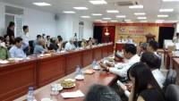 Hội Nhà báo Việt Nam: Toạ đàm tri ân nhà báo - liệt sỹ, thương binh