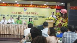 Đại hội đại biểu Đoàn TNCS Hồ Chí Minh Vietcombank lần thứ III