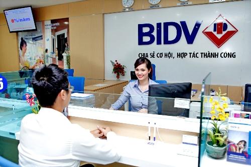 6 tháng đầu năm 2017: Hoạt động kinh doanh của BIDV tăng trưởng tốt