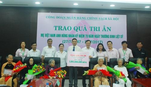 NHCSXH tri ân Mẹ Việt Nam Anh hùng