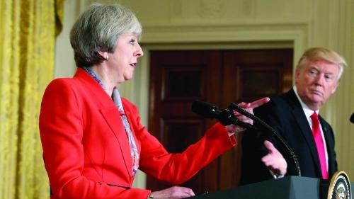 Hiệp định thương mại Mỹ - Anh: Khó đẹp như mơ