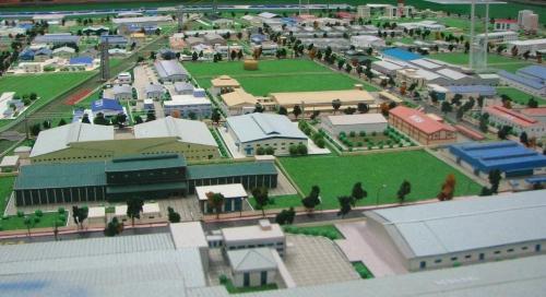 Hà Nội thành lập thêm 5 cụm công nghiệp ở huyện Thạch Thất