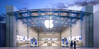 Apple kiếm hơn 5.500 USD trên mỗi 0,1 mét vuông cửa hàng