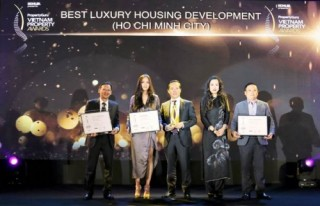 The Venica của Khang Điền đạt giải thưởng PropertyGuru Asia Property Awards 2018
