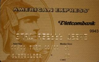 Nhiều ưu đãi cho chủ thẻ Vietcombank American Express