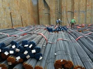 Hòa Phát đã xuất khẩu 15.000 tấn thép sang Mỹ
