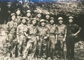 """""""Đoàn quân Việt Nam đi, chung lòng cứu quốc…"""""""