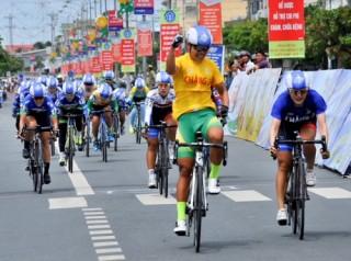 Tân Hiệp Phát tài trợ chính Giải xe đạp nữ toàn quốc mở rộng lần thứ 19