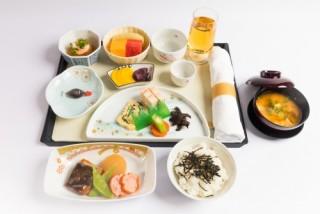 Trải nghiệm suất ăn phong cách Nhật của Vietnam Airlines