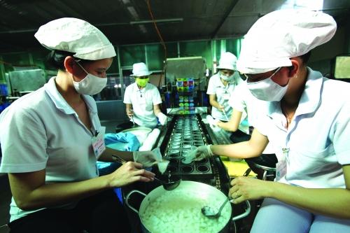 Phát triển thương hiệu thực phẩm an toàn