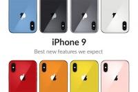 iPhone 9 có thể có 8 màu sắc khác nhau