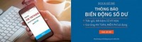 Eximbank ra mắt dịch vụ thông báo biến động số dư tiết kiệm