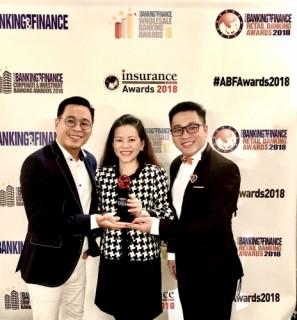 """FWD đạt giải thưởng """"Sáng kiến marketing của năm"""""""