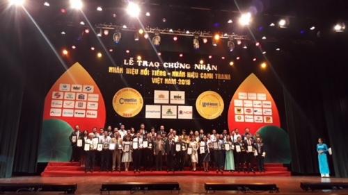 Vietnam Airlines được vinh danh Top 10 nhãn hiệu nổi tiếng