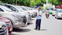 TP.Hồ Chí Minh: Thu phí đỗ xe qua tin nhắn điện thoại hoặc tài khoản thẻ