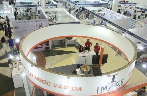 Hơn 200 gian hàng tham gia Medi-Pharm Danang