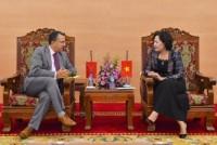 Mong muốn thúc đẩy hợp tác song phương giữa NHNN Việt Nam và NHTW Ma-rốc