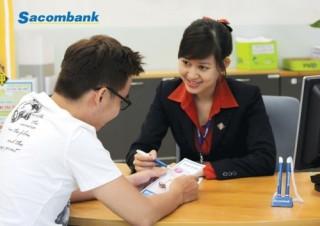 Sacombank đạt 54,2% lợi nhuận cả năm
