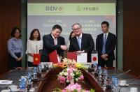 BIDV hợp tác đẩy mạnh phục vụ khách hàng Nhật Bản tại Việt Nam