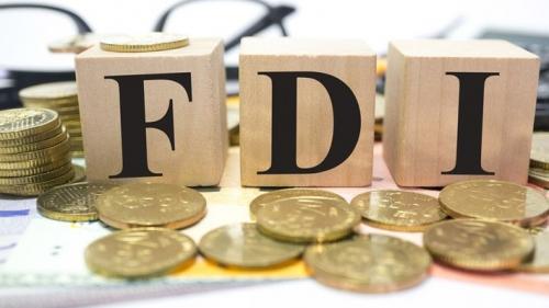 Vốn FDI giải ngân đạt gần 10 tỷ USD, tăng 8,8%