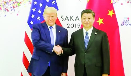 Mỹ - Trung nhất trí nối lại đàm phán thương mại