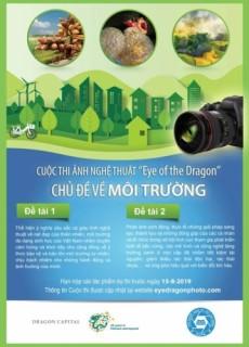 Dragon Capital phát động cuộc thi ảnh chủ đề về môi trường