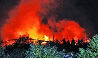 Chủ động phòng ngừa cháy rừng