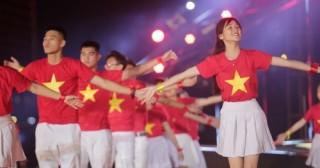 Flashmob - sân chơi năng động cho giới trẻ