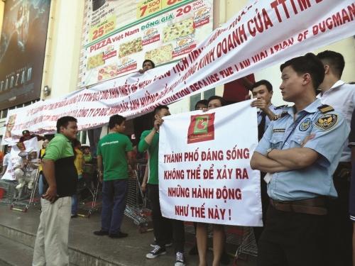 Vụ Big C tạm ngừng nhập hàng may nội địa: Kiên quyết bảo vệ doanh nghiệp Việt