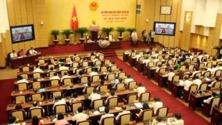 Hà Nội chính thức điều chỉnh địa giới quận Cầu Giấy, Bắc Từ Liêm, Nam Từ Liêm
