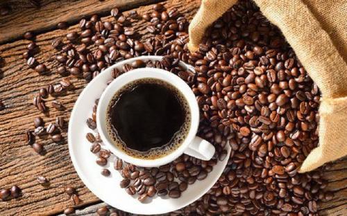 Cà phê xuất khẩu giảm cả lượng và chất